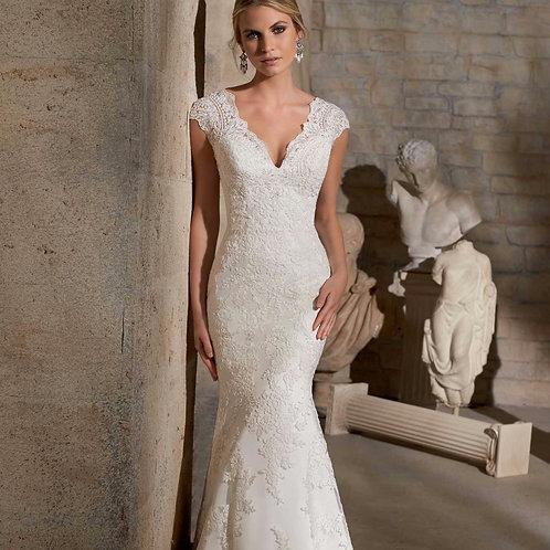 Vestido De Noiva Sereia Resplandor