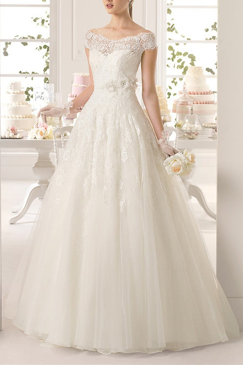 Vestido De Noiva Princesa Fama