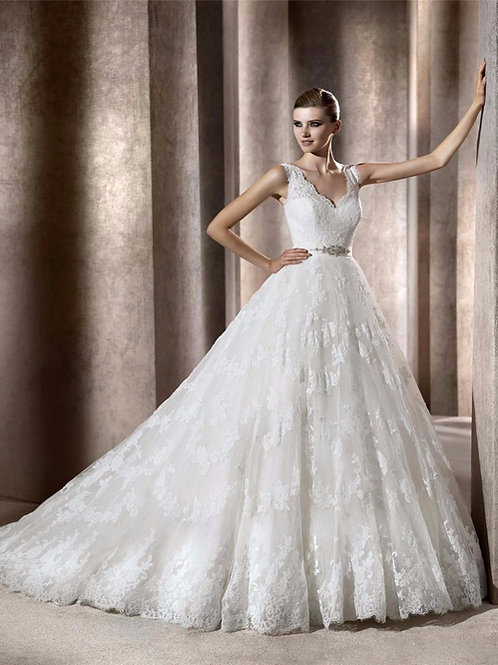 Vestido De Noiva Princesa Fenômeno