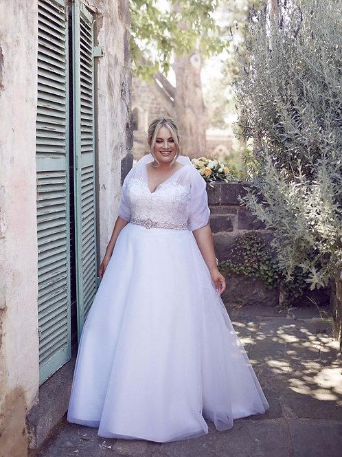 Vestido De Noiva Plus Size Tendênnia