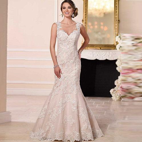 Vestido De Noiva Sereia Grandeza