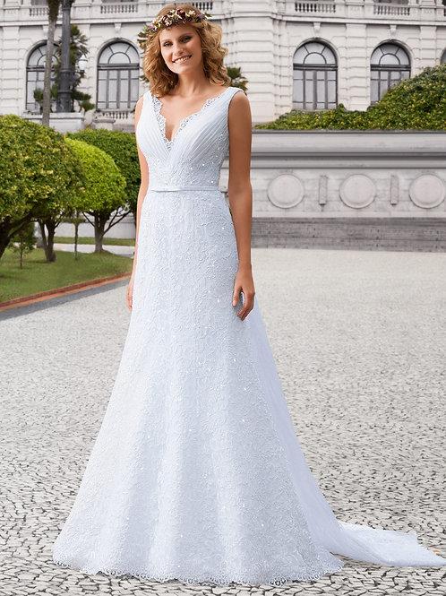Vestido De Noiva Amável