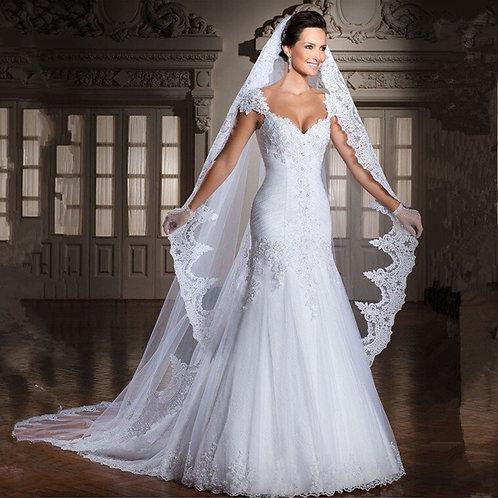 Vestido De Noiva Sereia Dádiva