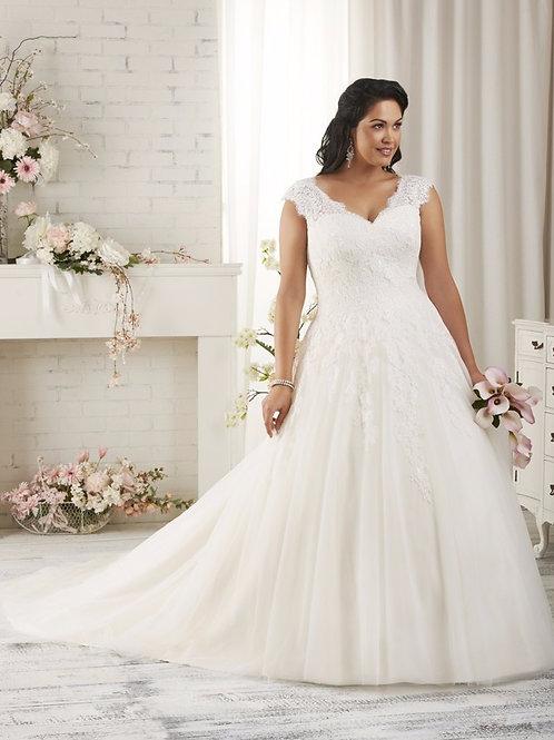 Vestido De Noiva Propósito Plus Size