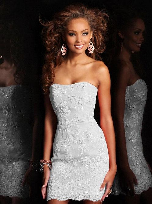 Vestido De Noiva 2 em 1 Intuição