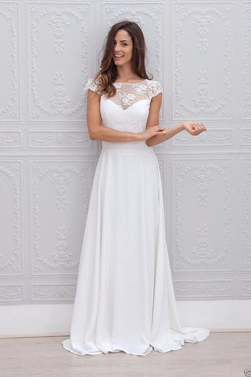 Vestido De Noiva Exímio