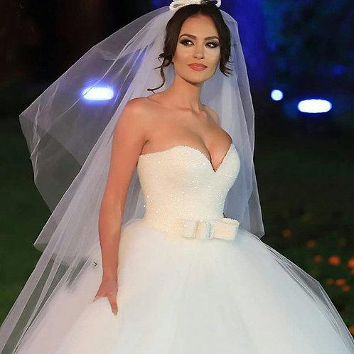 Vestido De Noiva Adequada Tomara Que Caia