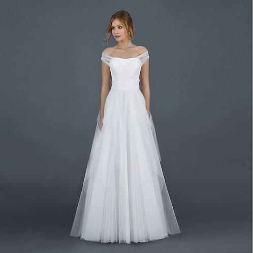 Vestido De Noiva Constante