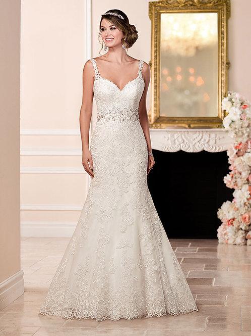 Vestido De Noiva Sereia Lume