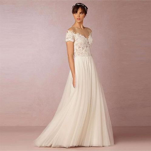 Vestido De Noiva Apropriada