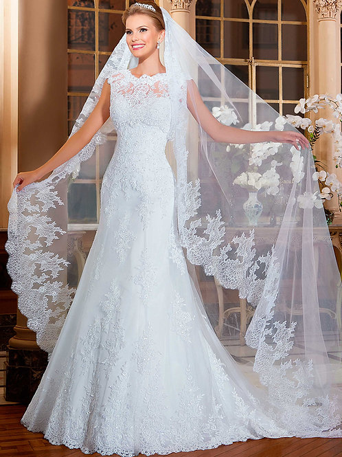 Vestido De Noiva Afinidade Sereia
