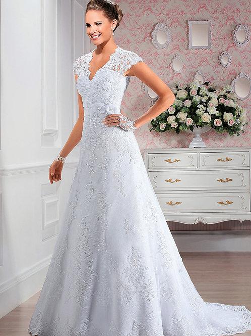 Vestido De Noiva Princesa Sucesso