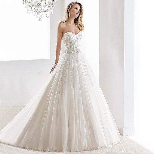 Vestido De Noiva Tomara Que Caia Incrível