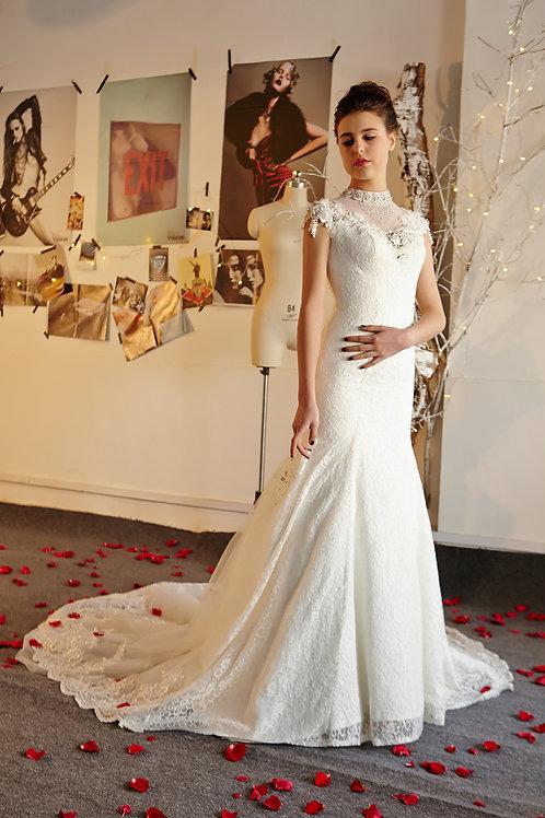 Vestido De Noiva Sereia Legitimado