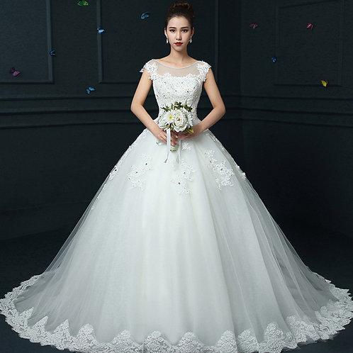 Vestido De Noiva Princesa Encantar