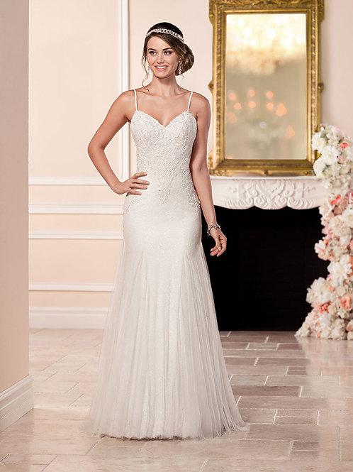 Vestido De Noiva Sereia Essência