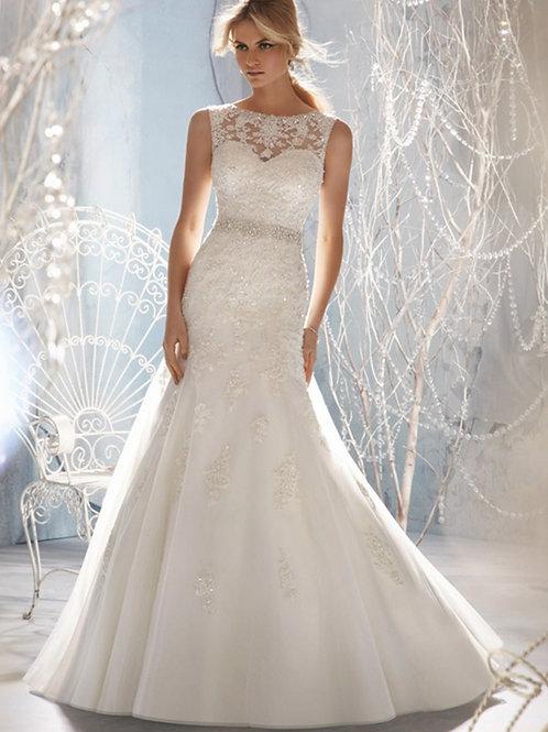 Vestido de Noiva Sereia Celébre