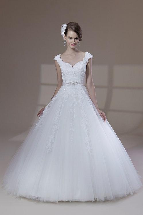 Vestido De Noiva Princesa Esplendor