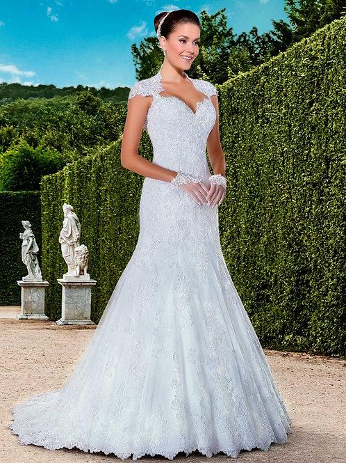 Vestido De Noiva Visão Meia Sereia