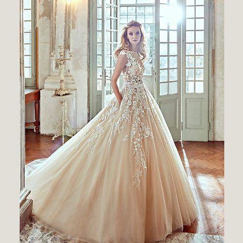 Vestido De Noiva Princesa Confidência