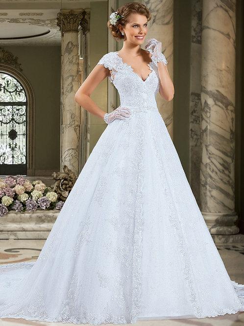 Vestido De Noiva Princesa Majestade