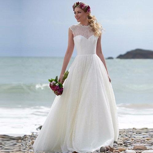 Vestido De Noiva Serena