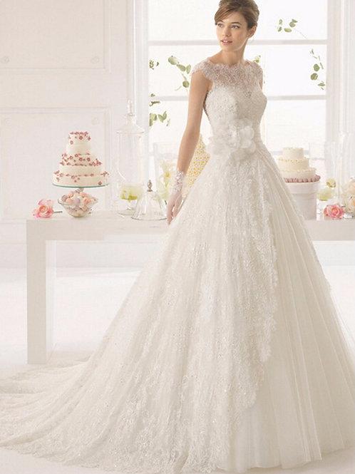 Vestido De Noiva Princesa Inocência