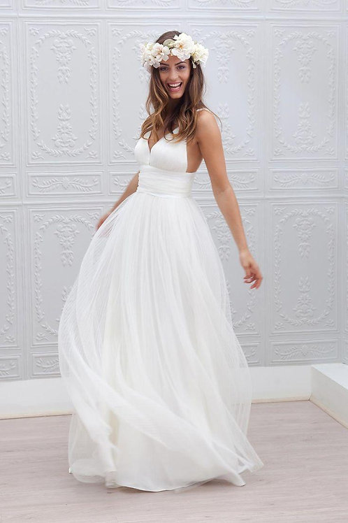 Vestido De Noiva Luminar