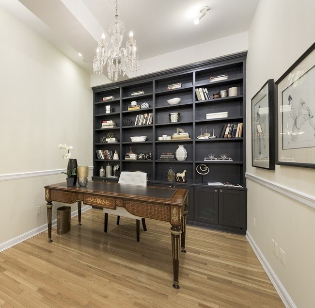 HOME SWEET H—OFFICE?  -  Finding Space for a Home Office