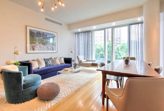 Using Window Treatments to CREATE SPACE
