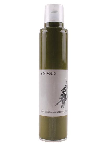 Масло спрей оливковое рафинированное дезодорированное Pomace