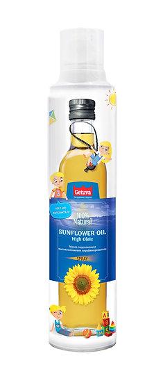 Масло холодного отжима – HOSO (High Oleic Sunflower oil) Органик