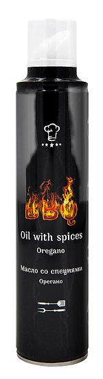 BBQ Oil масло - спрей со специями: Орегано