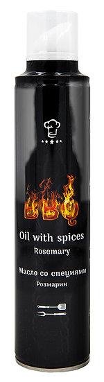 BBQ Oil масло - спрей со специями: Розмарин