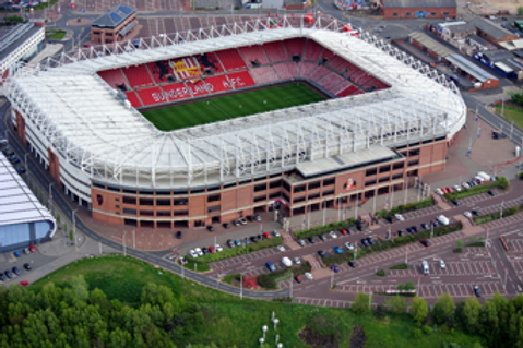 Stadium of Light - Flight Experience