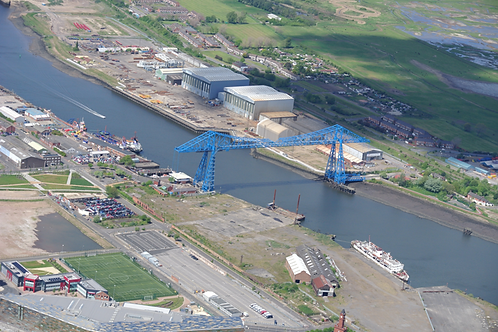 Transporter Bridge - Flight Experience