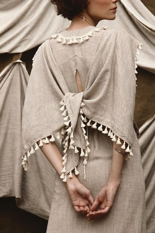 Kimono Longo Liso