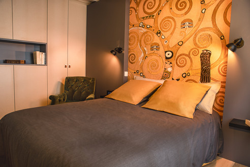 Aménagement et décoration d'une chambre