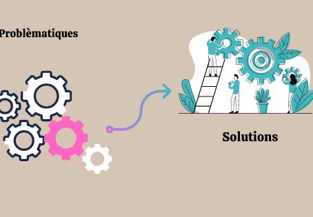 RETOUR N°2 . Les solutions aux problématiques.