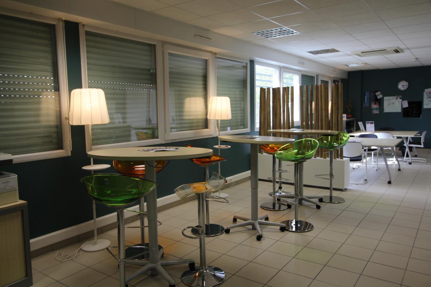 Aménagement d'un espace coworking