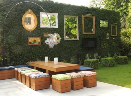 Avez vous pensé à la décoration de votre   jardin?