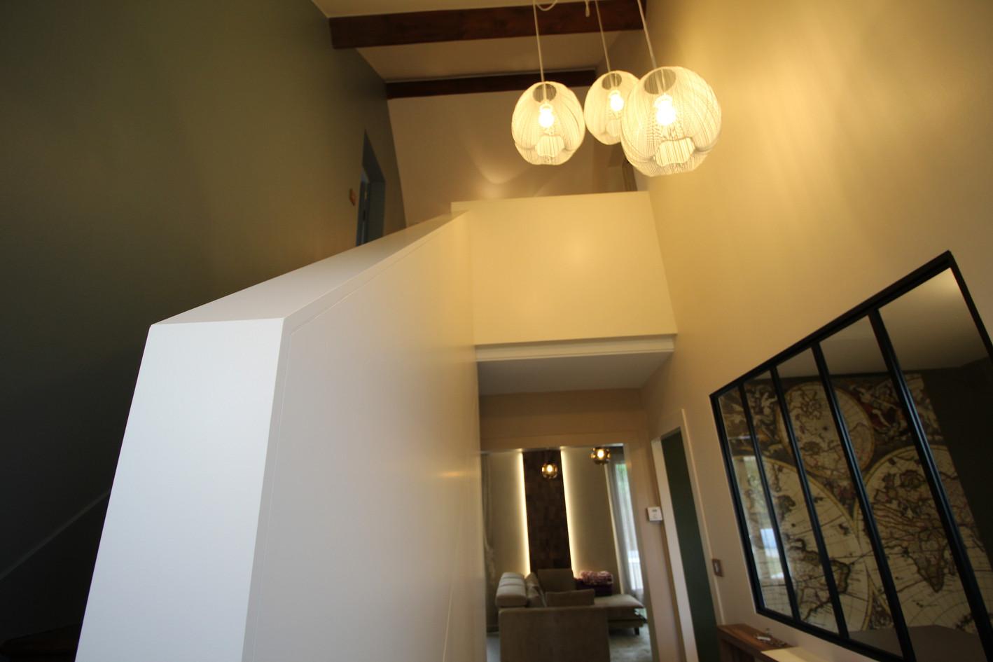 Aménagement et décoration d'une maison