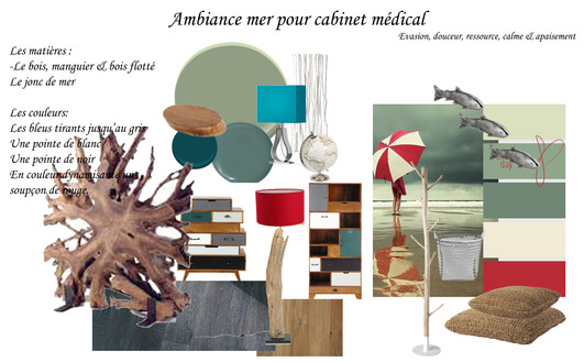 Aménagement d'un cabinet médical