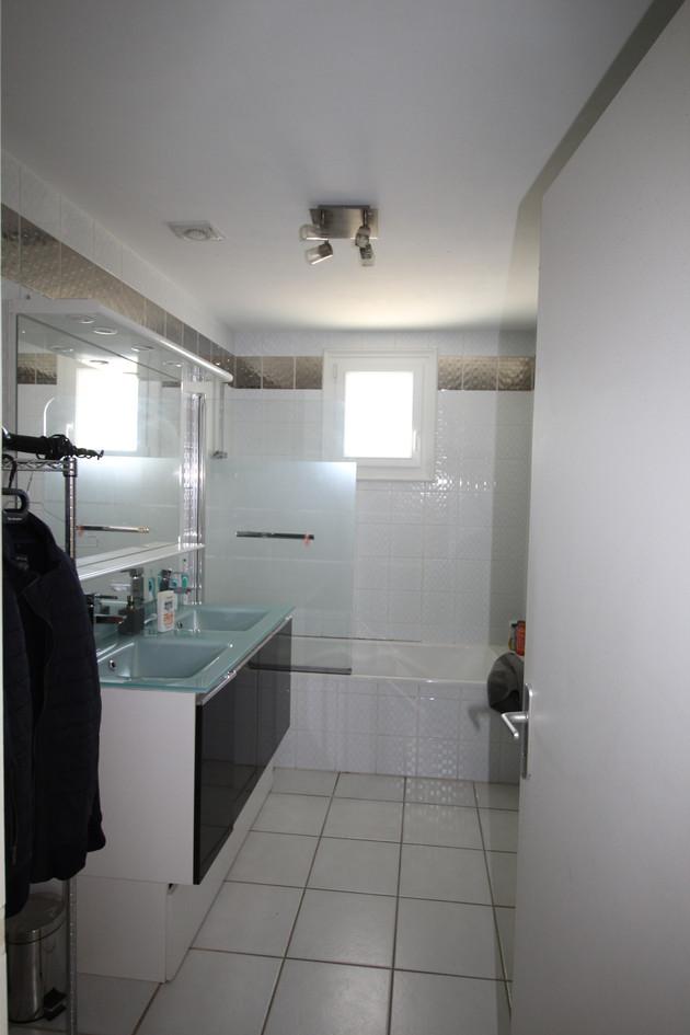 avant projet décoration salle de bain