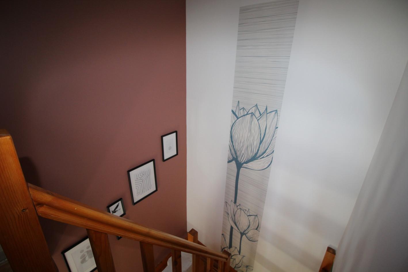 aménagement et décoration d'un gîte