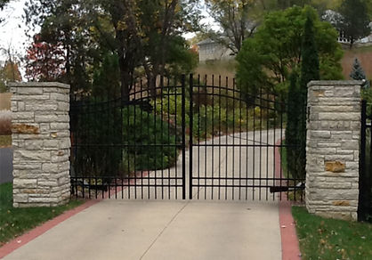Code-compliant automatic gate and entry control systems