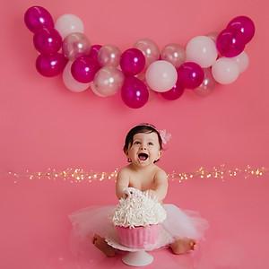 Leonor - Smash the Cake
