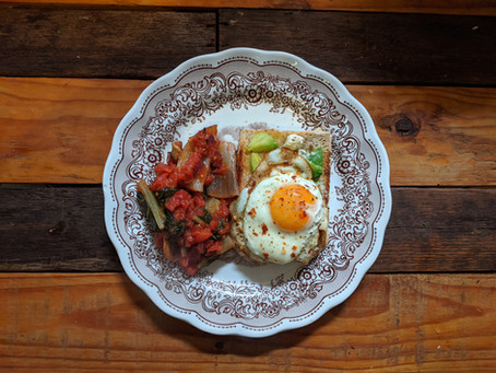 Why I put chilli on my eggs