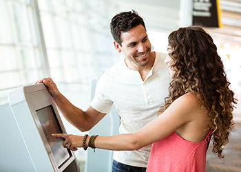 Retail Personalization Kiosk