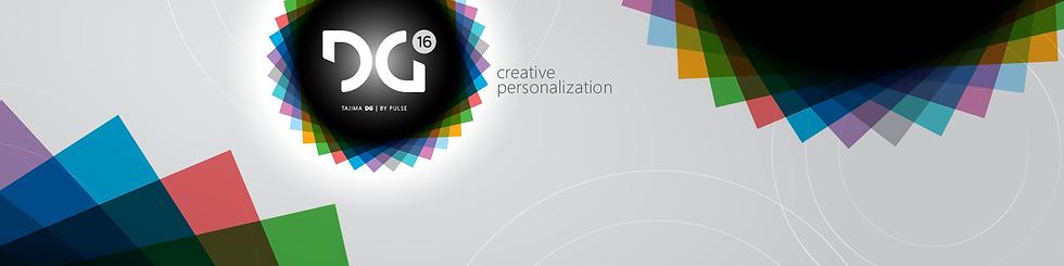 Tajima DG16 by Pulse Creative Personalization Banner